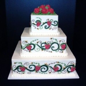 Tmx 1422635633203 W26 Tulsa, Oklahoma wedding cake