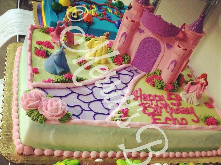 Tmx 1422636046195 P3 Tulsa, Oklahoma wedding cake