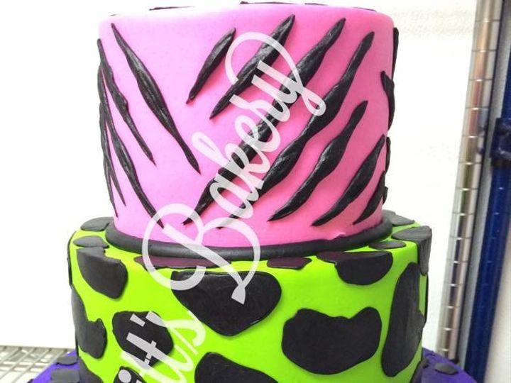 Tmx 1422636058264 P5 Tulsa, Oklahoma wedding cake