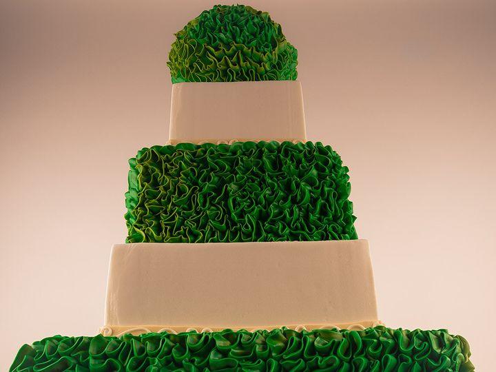 Tmx 1483990221541 Gardencake Tulsa, Oklahoma wedding cake