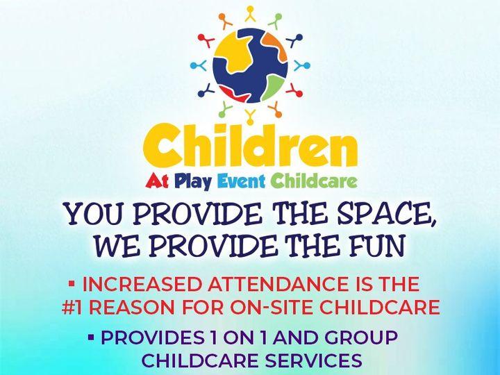 Tmx Final Flyer Children At Play 31 August 2019 51 1873495 159802422493656 Eastpointe, MI wedding planner
