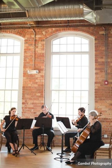 Arioso Strings at The Cotton R