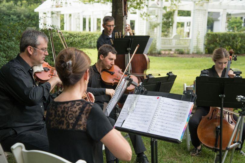 Arioso Quintet Fearrington