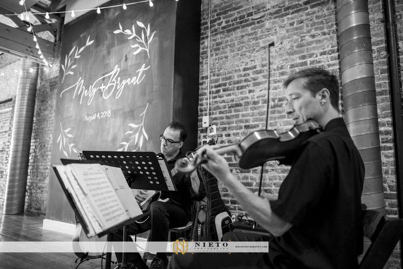 Arioso Violin/Guitar Duo