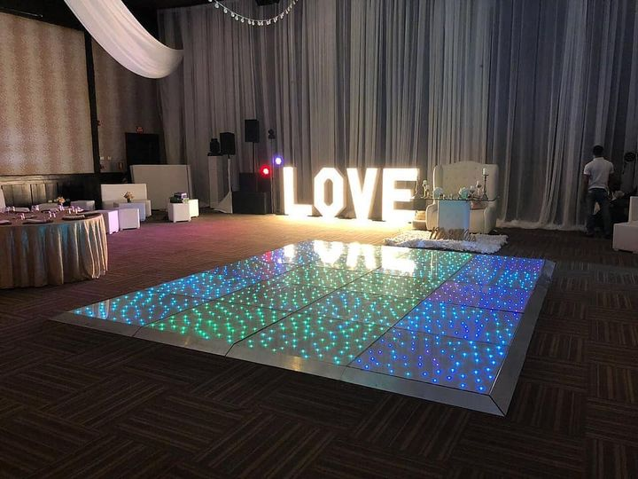 Starlin dance floor