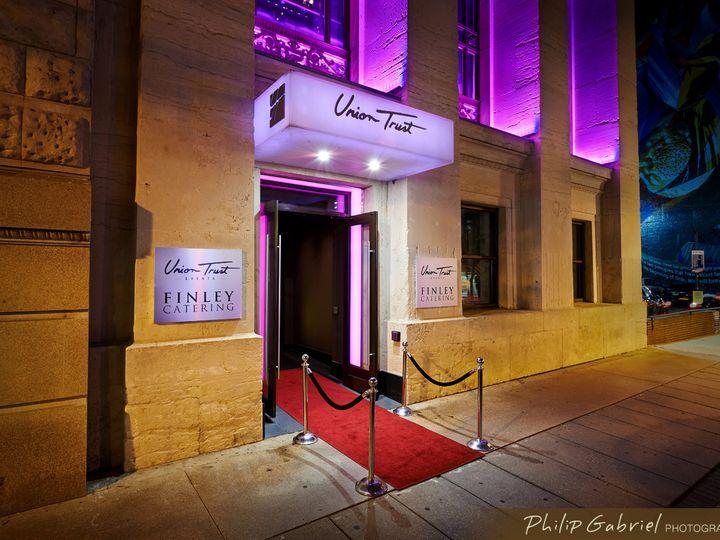 Tmx 1413990082440 Finley Catering Union Trust 1 Philadelphia wedding venue