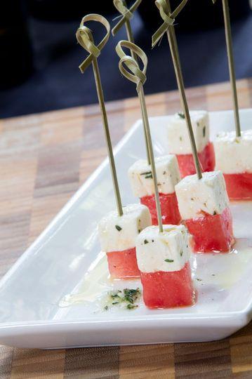 Watermelon & Marinated Feta