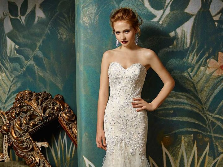Tmx 1482961775593 Blue2017projelenafroweb Palmetto wedding dress