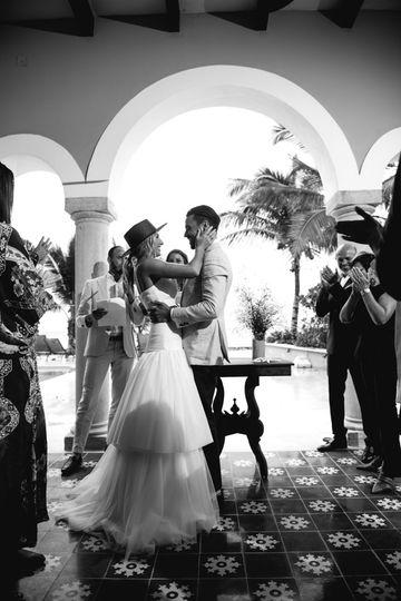 Hacienda Magica Ceremony