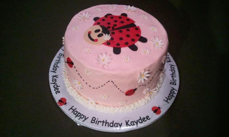 1362595740480 ladybugcake - Ladybug Cakes Palm Beach Gardens Fl