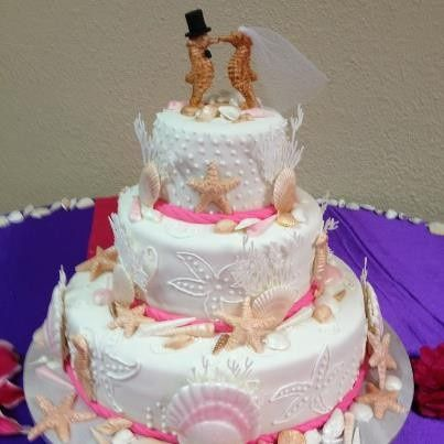 The Cake Lady of West Palm Beach Wedding Cake Loxahatchee FL