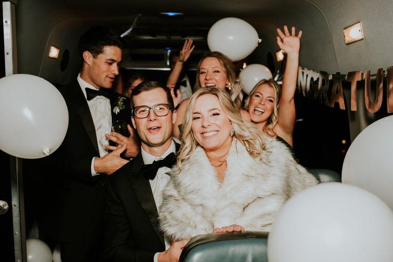 NC Winter Wedding