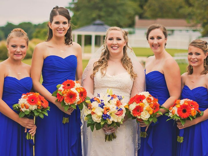 Tmx 1488837906855 Dorseywedding2 Catonsville, Maryland wedding florist
