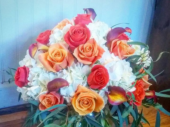 Tmx 1488838305953 Wedding2 Catonsville, Maryland wedding florist