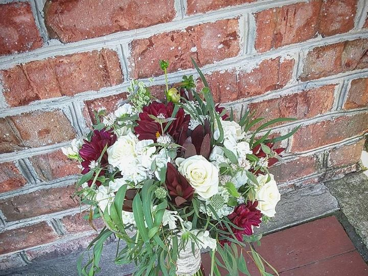 Tmx 1488838326030 Wedding4 Catonsville, Maryland wedding florist