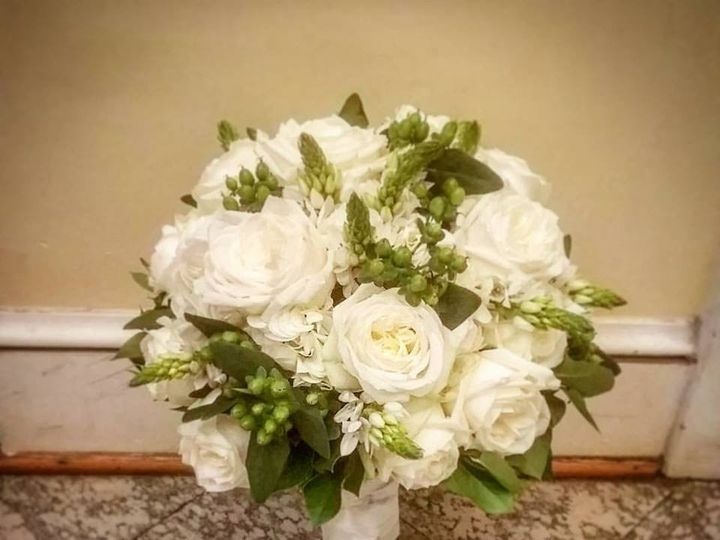 Tmx 1488838347252 Wedding7 Catonsville, Maryland wedding florist