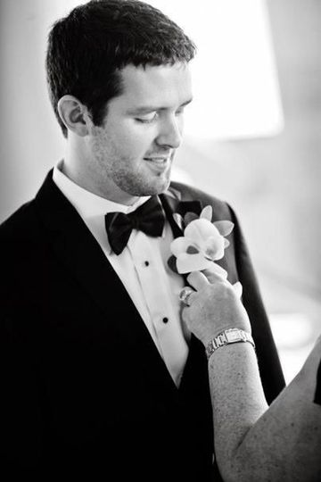 Boutonniere Jessica Erb Photography
