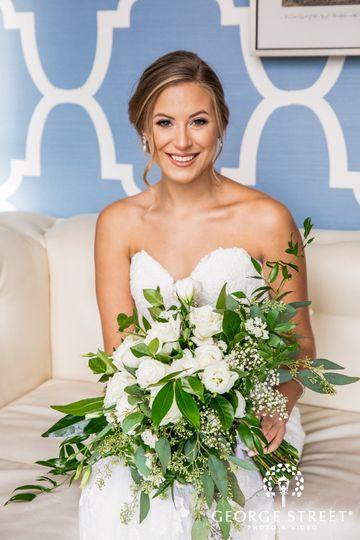 Modern Bride at Hotel Monaco