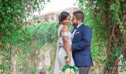 The wedding of Brandon and Nazaret