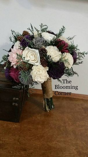 The Blooming Corner LLC .