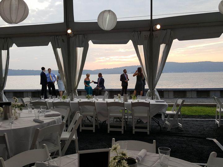 Tmx Red Hat Pat Adelman 36 51 910595 Irvington, NY wedding venue