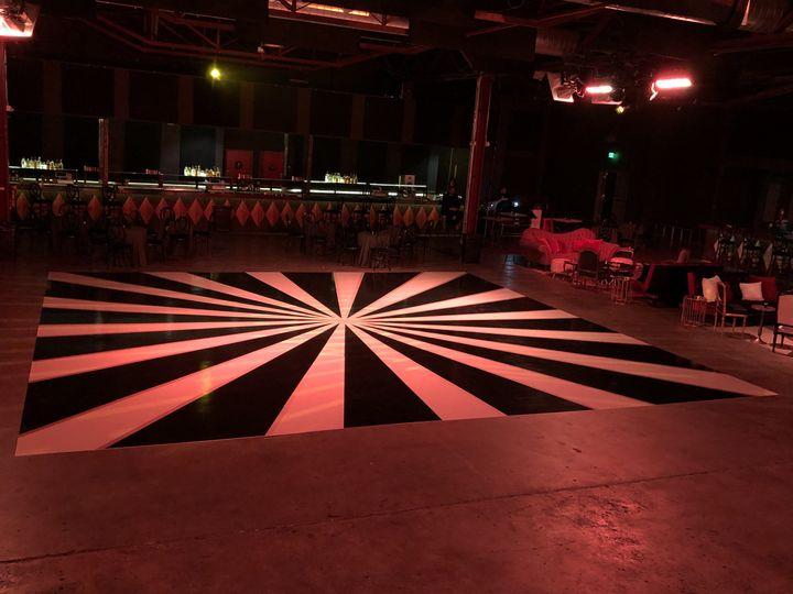 30ft x 30ft Dance Floor