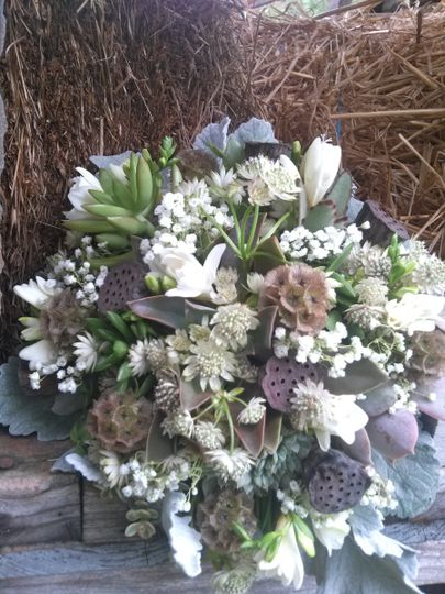 Totally natural Bouquet