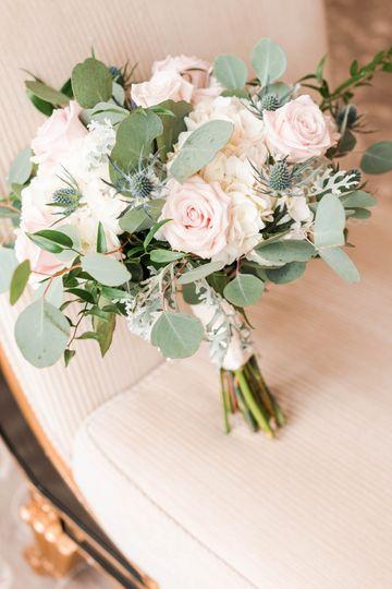 Romantic Country Bouquet