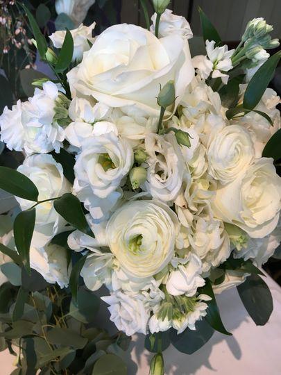 Romantic All White