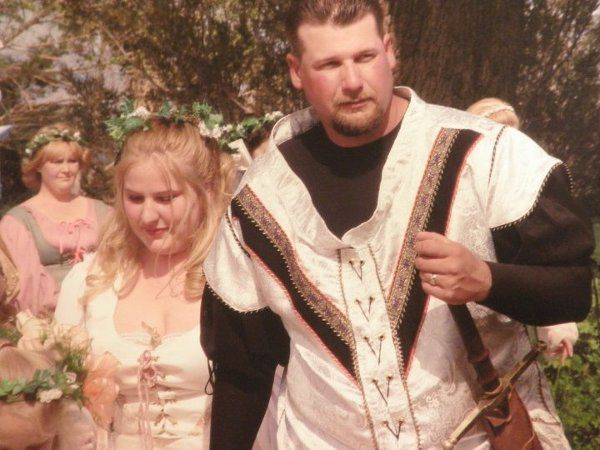 Medieval themed wedding of Tanya and Jeff Sheean