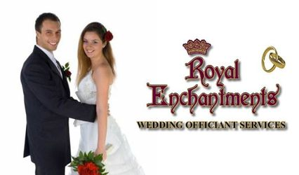 Royal Enchantments Wedding Officiant Services 1