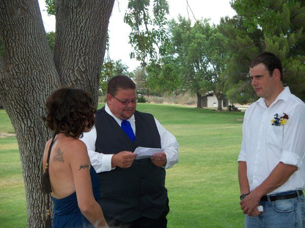Tmx 1335310626555 1004610 Apple Valley wedding officiant