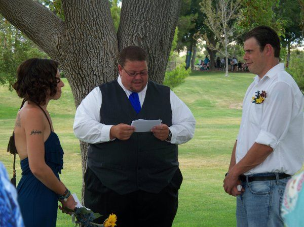 Tmx 1335310673443 1004611 Apple Valley wedding officiant