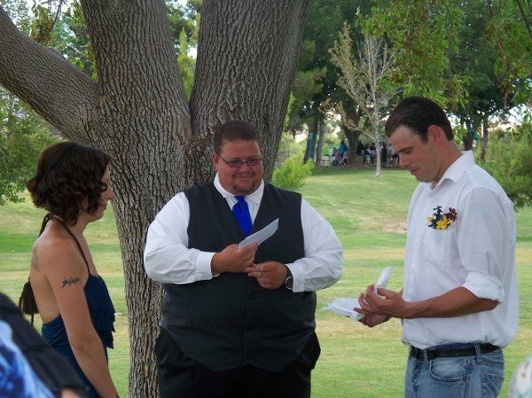 Tmx 1335310729983 1004612 Apple Valley wedding officiant