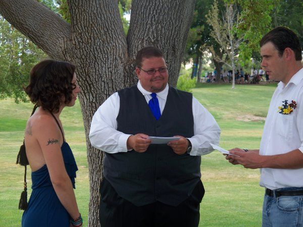 Tmx 1335310776404 1004613 Apple Valley wedding officiant