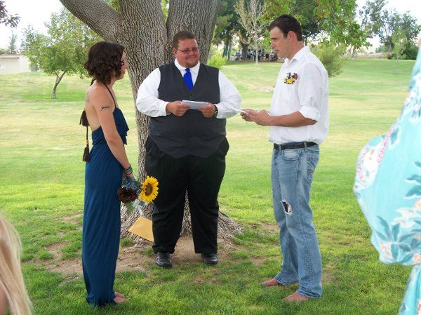 Tmx 1335310831780 1004614 Apple Valley wedding officiant