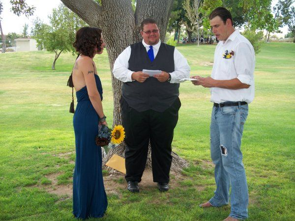 Tmx 1335311083458 1004619 Apple Valley wedding officiant