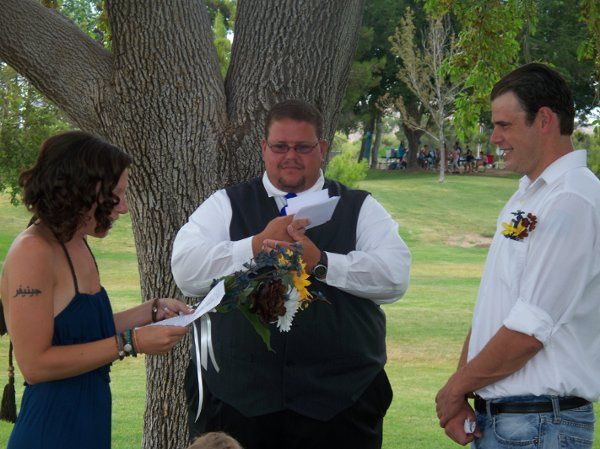 Tmx 1335311172760 1004621 Apple Valley wedding officiant