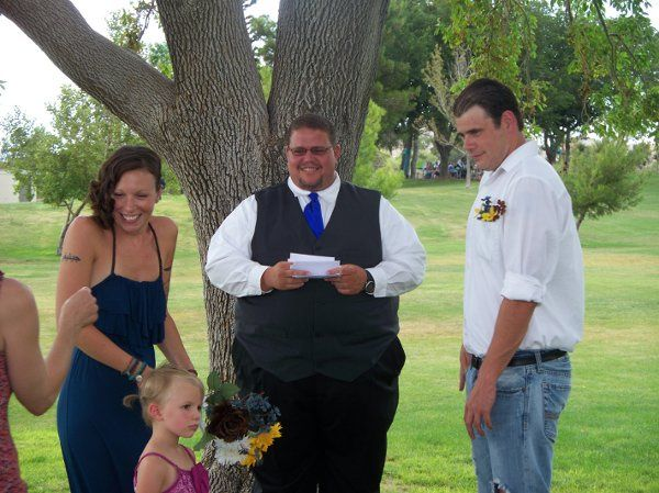 Tmx 1335311642365 1004630 Apple Valley wedding officiant