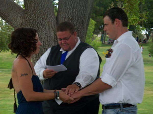 Tmx 1335311824485 1004634 Apple Valley wedding officiant