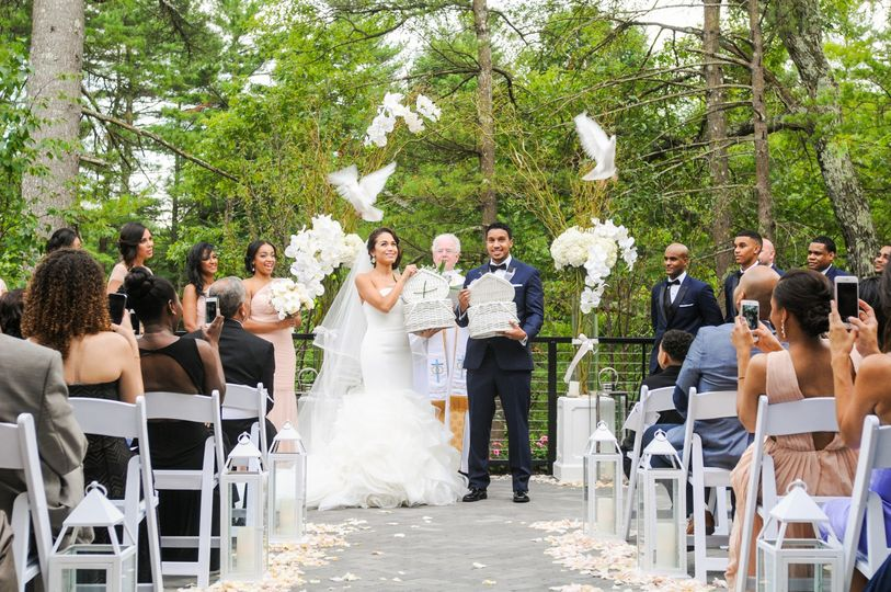 Lakeside Terrace Ceremony