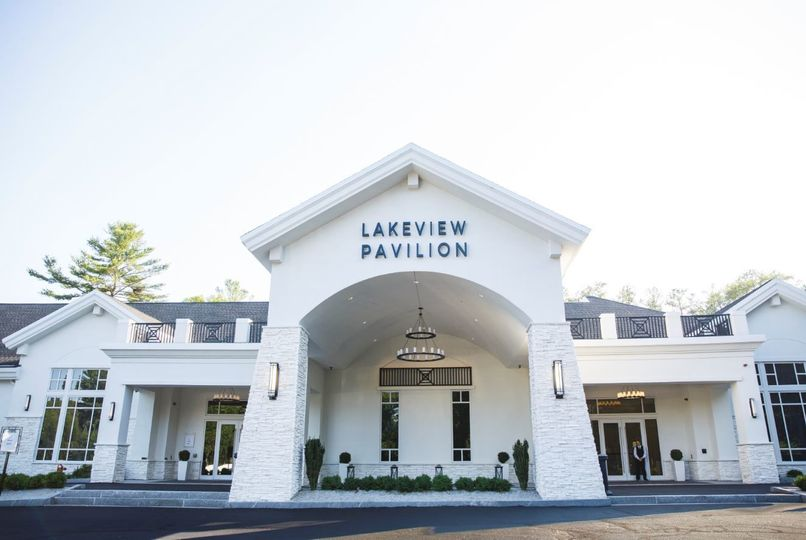 Lakeview Pavilion front view