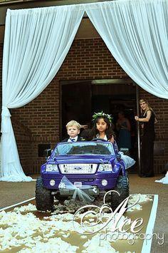 Kids at the wwedding