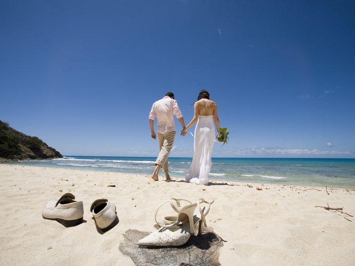 Tmx 1394665970912 Galleybayresortandspaweddingscoupleonbeac Wellington wedding travel