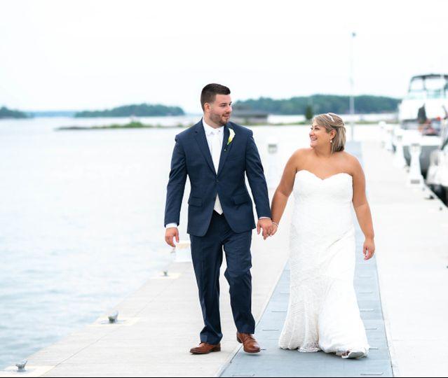 Love on a Pier