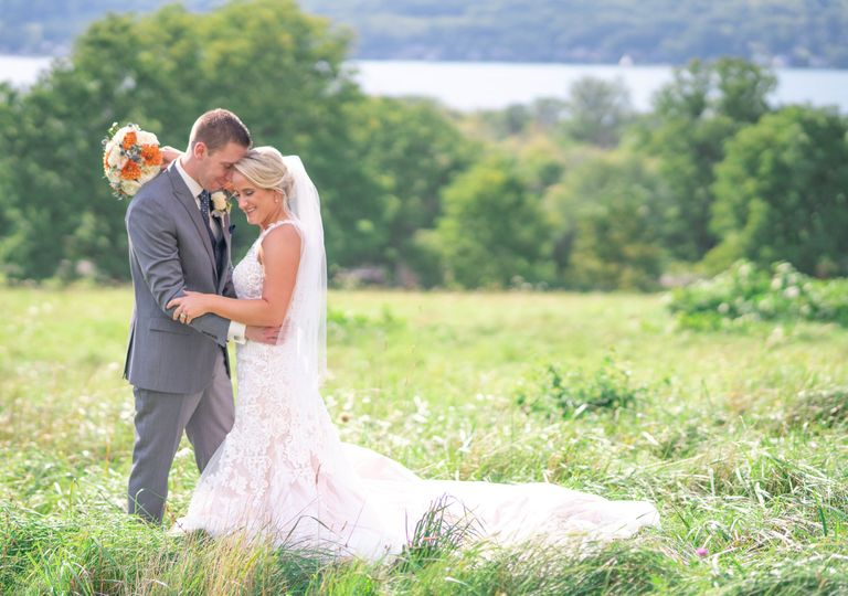 Another fingerlakes beautiful wedding with aaron and emily