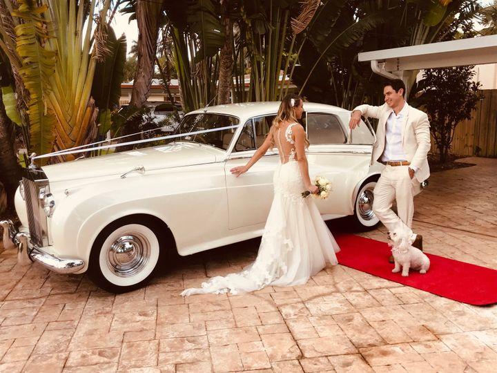 Tmx Img 4264 51 1024595 1561730213 Miami, Florida wedding transportation