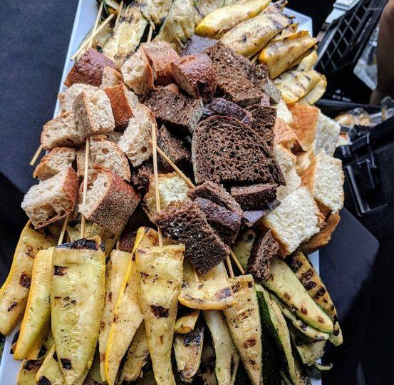 Fondue Breads