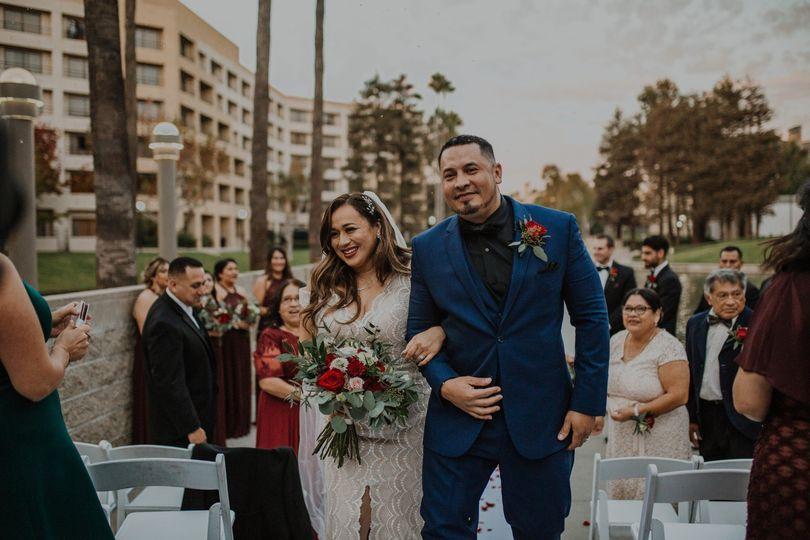 Eunice & Carlos Wedding