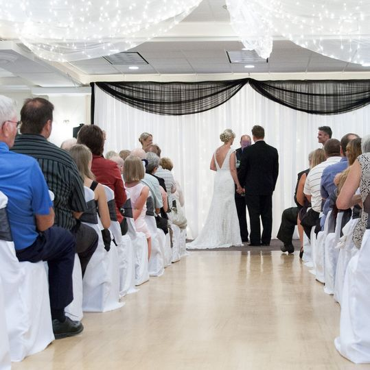 Wedding Venues Mn: Knights Event Center